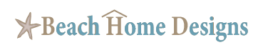 Beach Home Designs Logo
